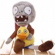 "Toyswill Plants Vs Zombies Plush Toy Ducky Tube Zombie 11"" Tall"