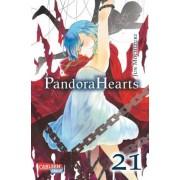 Pandora Hearts 21 by Jun Mochizuki