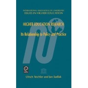 Higher Education Research by Ulrich Teichler