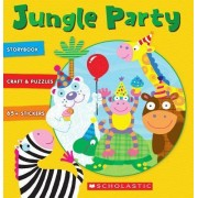 Jungle Party by Jenne Simon