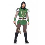 Leg Avenue Queen's Guard Costume Green 85320