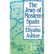 The Jews of Moslem Spain: Volumes 2 & 3 by Eliyahu Ashtor