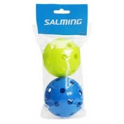 Salming Míčky Salming Flow Colour 2-pack `14