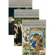 The Longman Anthology of British Literature, Volumes 1A, 1B, and 1C by David Damrosch