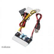 AKASA adaptér 80W DC pre DC ATX power