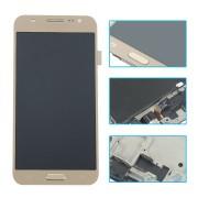 Vitre Écran Lcd + Tactile Assemble Pour Samsung Galaxy J5 Sm-J500f Doré Sur Chassis + Outils