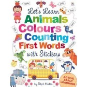 Let's Learn Animals, Colours, Counting, First Words by Oakley Graham