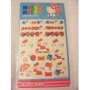 Hello Kitty Glitter Tattoos ~ Beach Kitty (16 Tattoos)