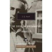 The Siege of Krishnapur, Troubles by J G Farrell