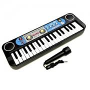 Elektrické piano + mikrofon