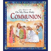 Jesus Speaks to Me on My First Holy Communion by Angela M Burrin