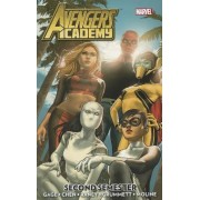 Avengers Academy: Second Semester by Christos Gage
