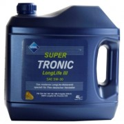 Aral SuperTronic LF III 5W-30 4 Litres Jerrycans
