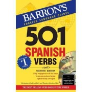 501 Spanish Verbs: 7th Ed W/CD ROM and Audio CD Pkg by Christopher Kendris