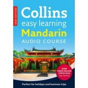 Easy Learning Mandarin Chinese Audio Course by Collins Dictionaries