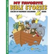 My Favorite Bible Stories 6pk by Warner Press