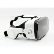 DOMO nHance VR10 inbuilt Sterio Headphone 3D Video VR Headset for SmartPhones Google Cardboard Oculus Rift Gear