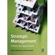 Strategic Management by Adrian Haberberg