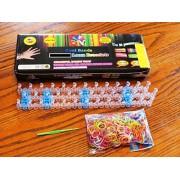 Kool Bands: Band Bracelet Kit; Kit, Bracelet Kit, Rubber Bands, Bands, Bracelet Making Kit, Twistz Bandz, Hook, Bracelets