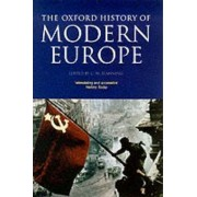 The Oxford History of Modern Europe by T. C. W. Blanning