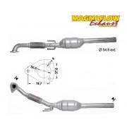 Catalizzatore metallico Golf 4 1900 TDI 90cv 130cv