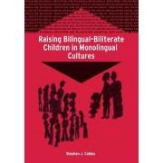 Raising Bilingual-Biliterate Children in Monolingual Cultures by Stephen J. Caldas