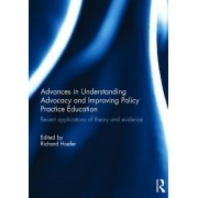 Advances in Understanding Advocacy and Improving Policy Practice Education: Recent Applications of Theory and Evidence