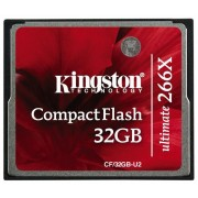 Kingston Ultimate 266X Recovery CF 32GB (CF/32GBU2)