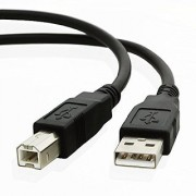 EpicDealz USB Cable for HP Deskjet 2542 All-in-one Printer (15 feet)