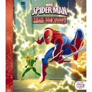 Spider-Man: My Little Marvel Book - High Voltage!
