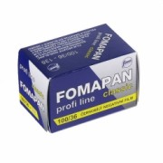 Foma Fomapan Classic 100 - film negativ alb-negru ingust (ISO 100, 135-36)
