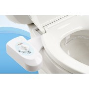 Astor Bidet Fresh Water Spray Non-Electric Mechanical Bidet Toilet Seat Attachment CB-1000
