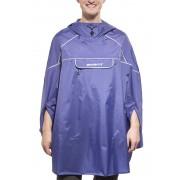 axant K-way Poncho Giacca blu Giacche impermeabili