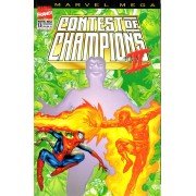 """"""" Contest Of The Champions Ii """" : Marvel Mega N° 13 ( Avril 2000 )"""