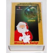 Zapałki Gigant - Mikołaj