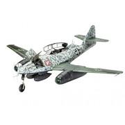 Revell of Germany Messerschmitt Me262B-1 Fighter Hobby Model Kit