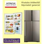 Hitachi R-V610PRU3X (INX) felülfagyasztós Full No-Frost hűtőszekrény