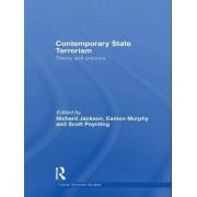 Contemporary State Terrorism by Richard Jackson