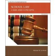 School Law by Michael W. Lamorte