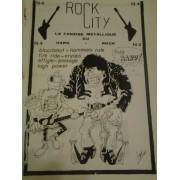 Fanzine Rock City N° 4