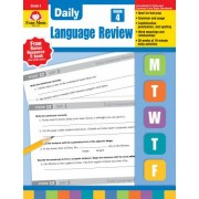 Daily Language Review Grade 4 by Evan-Moor Educational Publishers