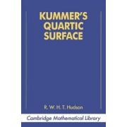 Kummer's Quartic Surface by R. W. H. Hudson