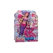 Buborékfújó Csodasellő Barbie