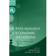The Psychology of Economic Decisions: Reasons and Choices Volume Two by Isabelle Brocas