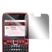 Clear Protector Shell LCD Screen Guard for Nokia E63