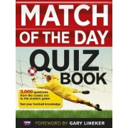 Match of the Day Quiz Book by Match of the Day