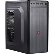 Carcasa X2 G2 1505B, MiddleTower, Fara Sursa, Negru