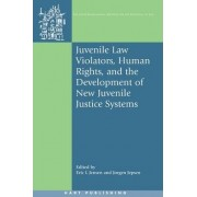 Juvenile Law Violators, Human Rights, and the Development of New Juvenile Justice Systems by Eric L. Jensen