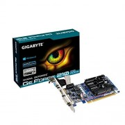 Gigabyte Scheda Grafica NVIDIA GeForce 210, 1GB DDR3 ( GV-N210D3-1GI REV6.0)