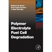 Polymer Electrolyte Fuel Cell Degradation by Matthew M. Mench